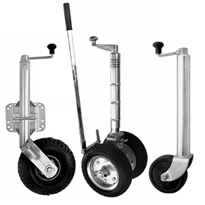 jockey-wheels