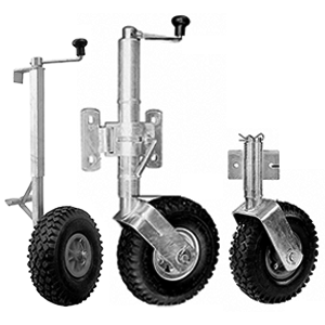 Marine Jockey wheels